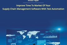 White paper: Improve Time To Market Of Your Supply Chain Management Software With Test Automation