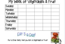 Education - nutrition themed activities for kids / by Alicia Bury