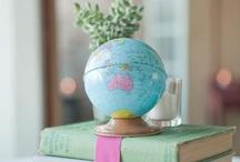 Love of the globe / by Federica Aretusa Bruno