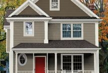 Curb Appeal Inspiration / by Nikki Short