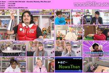 Theater, 2017, 720P, NMB48, TV-Variety, アニキ