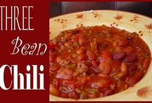 Stews and Chili / Keep warm during the winter with these hearty and delicious stews and chilis.