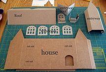 Huisjes maken