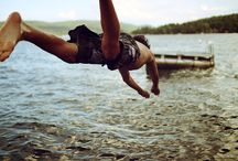 Jump into Water / by Theodore Daley