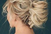 Hår: Wedding hairstyle