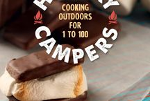 Camping / S'more