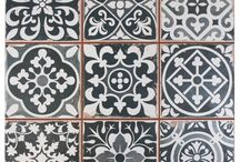 Ceramic Floor Tiles / Tile