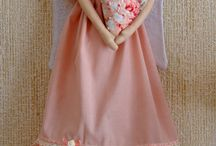 Bonecas Especiais / Lindas bonecas de pano