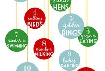 Christmas - 12 Days of Christmas