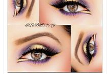 Make up inspirations / Make up
