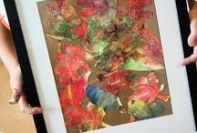 Fall Craft Ideas / by Erica Shotton