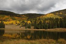 Fall in Pagosa Springs, CO