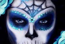 Sugar Skulls (Day of the Dead)