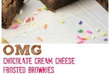 gateau/brownies