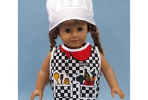 Doll Play - Cooking With Kailey / by A Dolls Life