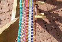 Warp Weaving \ Простой орнамент