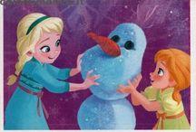 Frozen 2 - Momenti Magici / Figurine dell'album Panini Frozen 2 - Momenti Magici