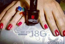 danah's nails