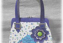 Card Making - Handbags