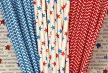 Stars-n-Stripes / by Cassandra Poling