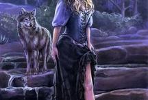 Wolf spirt / by Nicole Lauerman