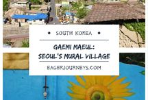 Travel in South Korea