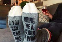 Winter Socks Inspiration / I love winter socks... Do you?