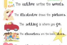 Anchor charts / by Laurie Levitt