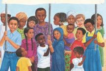 Montessori - Africa Continent Study