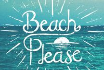 beach / by Brandy Vodek