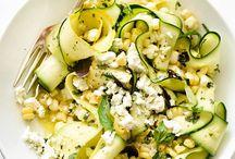 Summer salades