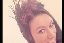 Headbands and Hair Pieces / by AN Watton