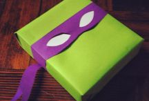 Valentine boxes for matthew / by Danielle Shoemaker