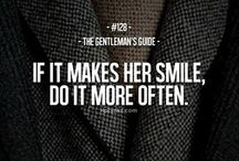 Gentlemen / #Gentlemen #men