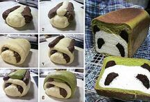 Culinária - Pães - formatos