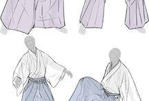 cloth drawing