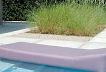 Jackie Floating Lounger / The floating lounger by Mr Blue Sky