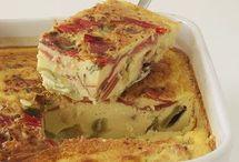 Diverses lasagnes