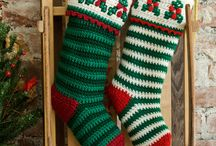 Sneeuwvlokken/Kerst / Snowflakes/ Christmas  (crochet and other ideas)