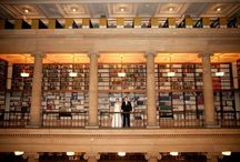 Wedding / Ideas for my October, 2012 wedding at a historic library  / by Grace Martin