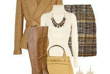 Outfits / by Connie Chapman