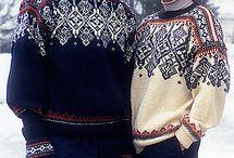 Knitting: scandinavian