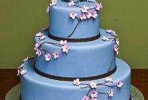 Wedding Cakes!! / by Sami Dowling