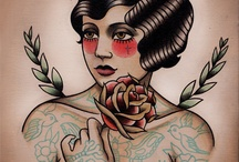 Tattoos / by Kristen Blaze