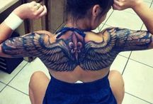 maybe a tattoo