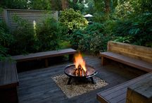 Landscaping- outdoor living ideas