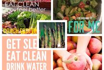 Clean Eating Motivation / Join my Free 5 day clean eating challenge. It is totally free!!!  A chance to lose a few pounds and to learn a few new things.