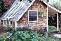 Garden Shed Stuff / by Cyndi Mehling