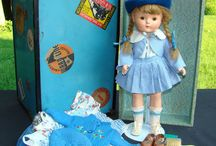 Doll Ref: Effanbee / Effanbee made the Patsy doll line and other famous dolls / by Suzi Corwith