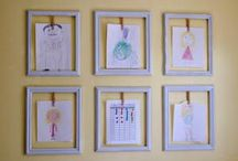 Kid wall art